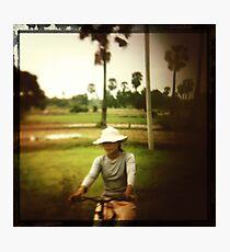 Commuter Photographic Print