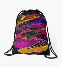 Ready for action! Drawstring Bag