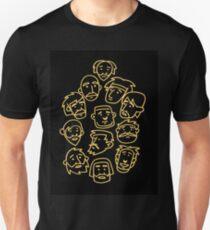 Gossipers Unisex T-Shirt