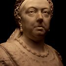Queen Victoria - A Bust by rsangsterkelly