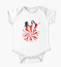 Candy Cane Children Kids Clothes