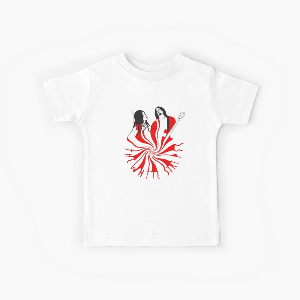 Candy Cane Children Kids T-Shirt