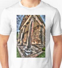 Sandstone columns, Berrima Courthouse. T-Shirt
