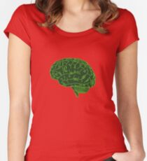 Hard-Wired Women's Fitted Scoop T-Shirt