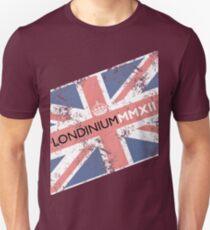 London 2012 - Londinium MMXII Union Jack  T-Shirt