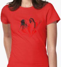 Jack and Meg White T-Shirt