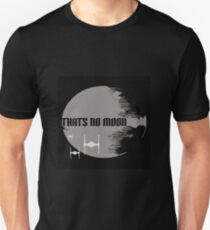 Thats no moon Slim Fit T-Shirt