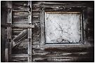Ladder and Window by Aaron Campbell