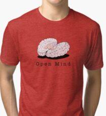 Open Mind Tri-blend T-Shirt