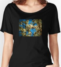 Close Up Blossom Women's Relaxed Fit T-Shirt