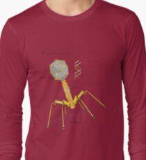 T1 Mechanovirus Long Sleeve T-Shirt