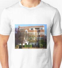 London Deco: Oman Court 2 Unisex T-Shirt