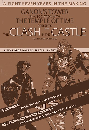 Clash in the Castle by Bagu