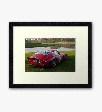 1963 Ferrari 250 GTO Framed Print