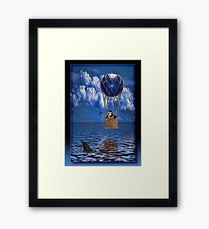 Monkey Monkey Monkey Framed Print