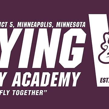 Flying V Hockey Academy by wildwing64