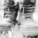 These Old Boots by Pamela Jayne Smith