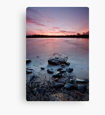 Randalls Bay Sunset #11 Canvas Print