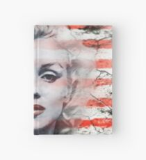 A Marilyn Flag Hardcover Journal