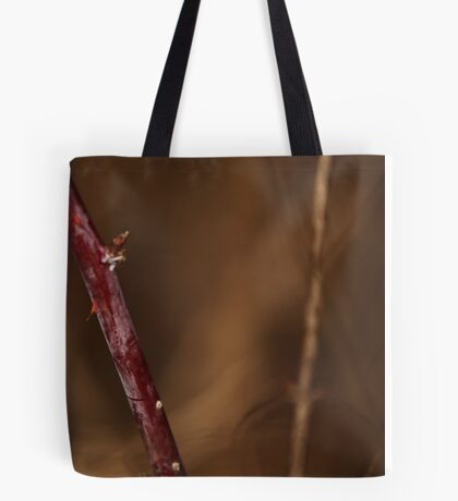 Abstract Thorns Tote Bag