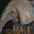 Baby Elephant 1 by Tom Norton