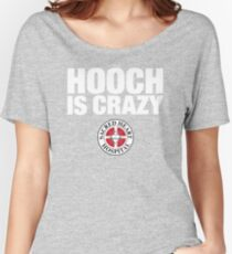 Hooch IS Crazy Women's Relaxed Fit T-Shirt