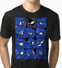 Princess Luna Tri-blend T-Shirt