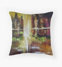 Afternoon Point of View Throw Pillow