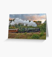70000 Britannia Greeting Card