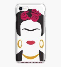 Feminist Frida Kahlo iPhone Case/Skin