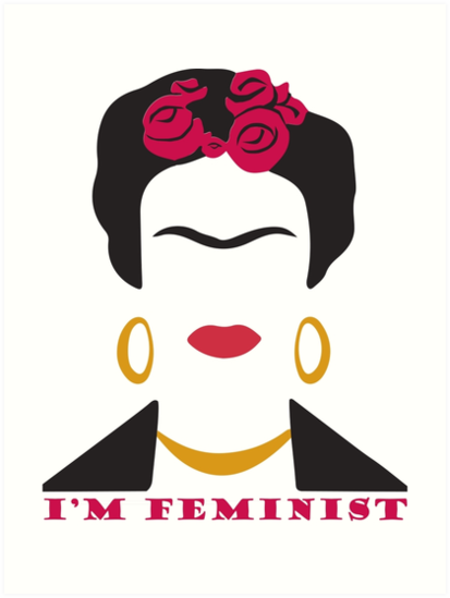 an introduction to the feminist work by frida kahlo Frida kahlo was a mexican painter  sometimes her mother would even invite the hungry revolutionaries in for dinner frida was not a  kahlo's work has been .