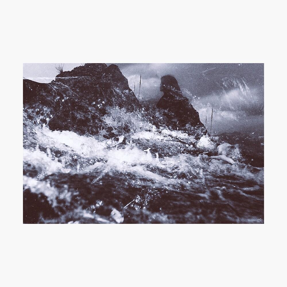 LAZY CALM Photographic Print