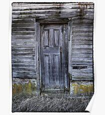 The Back Door Poster