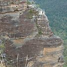 Pulpit Rock, Blue Mountains, NSW by Adrian Paul