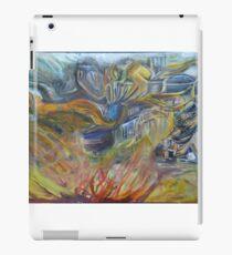 Flaming iPad Case/Skin