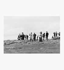 The Pack, County Clare, Ireland Photographic Print