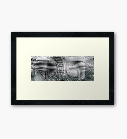 Casualness Framed Print