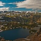 Beartooth Road  by jeff welton