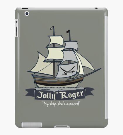The Jolly Roger iPad Case/Skin