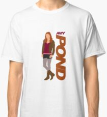 POND. Amy POND Classic T-Shirt