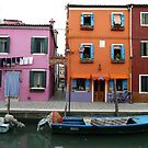 Burano Washday by joycee