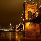 Along The Bridge by ladywings