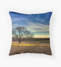 Ceres Tree Throw Pillow