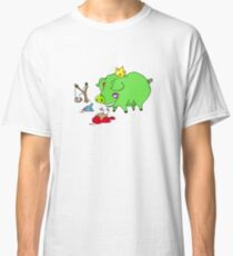 poor angry birds Classic T-Shirt