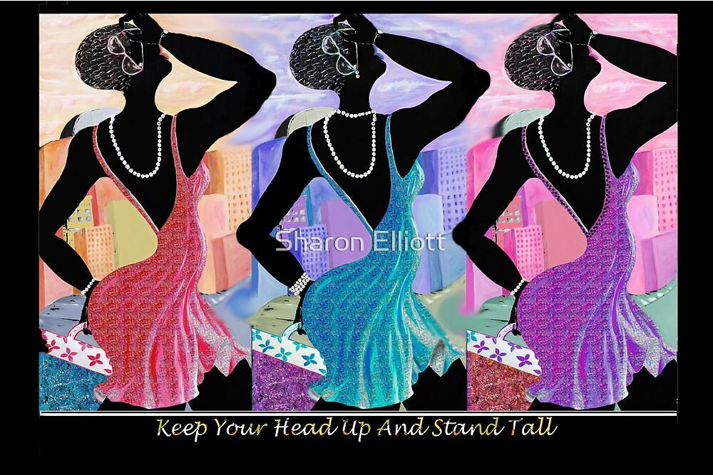 Keep Your Head Up by Sharon Elliott-Thomas