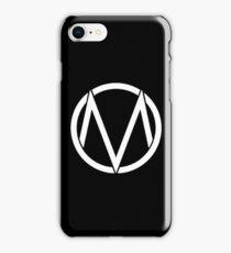 The Maine - Band  Logo White iPhone Case/Skin