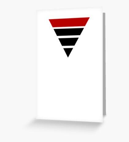 Kony 2012 Logo Greeting Card
