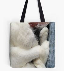 Snuggling Tote Bag