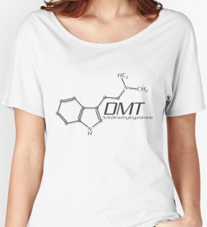 DMT Molecule Women's Relaxed Fit T-Shirt