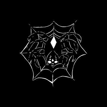 ▴ spider ▴ by pixiepunk